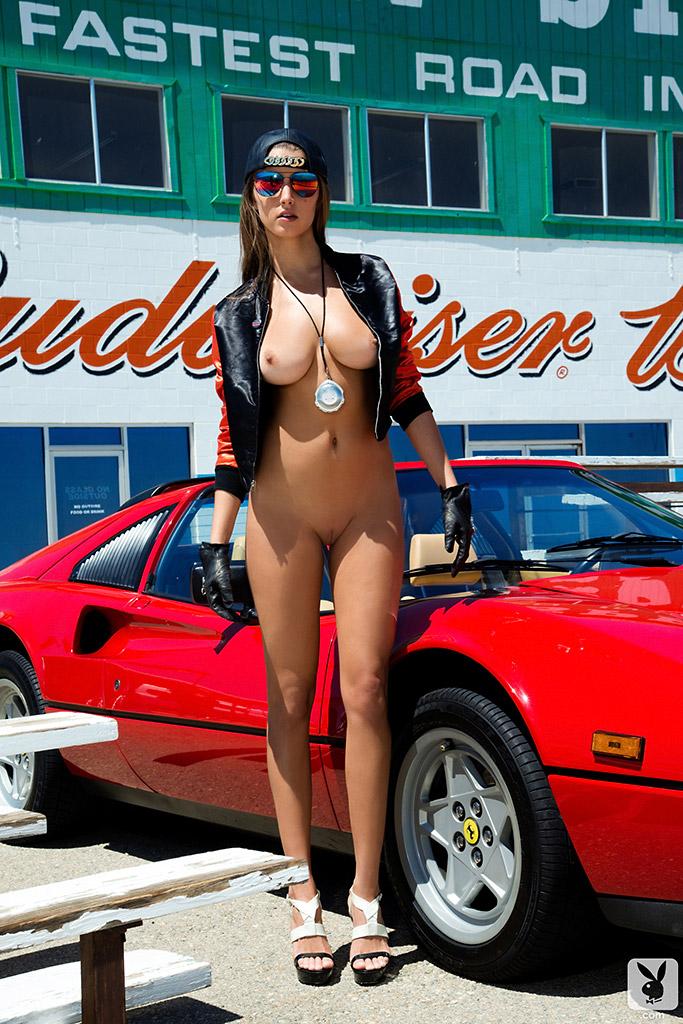 Sexy peruvian auto babes