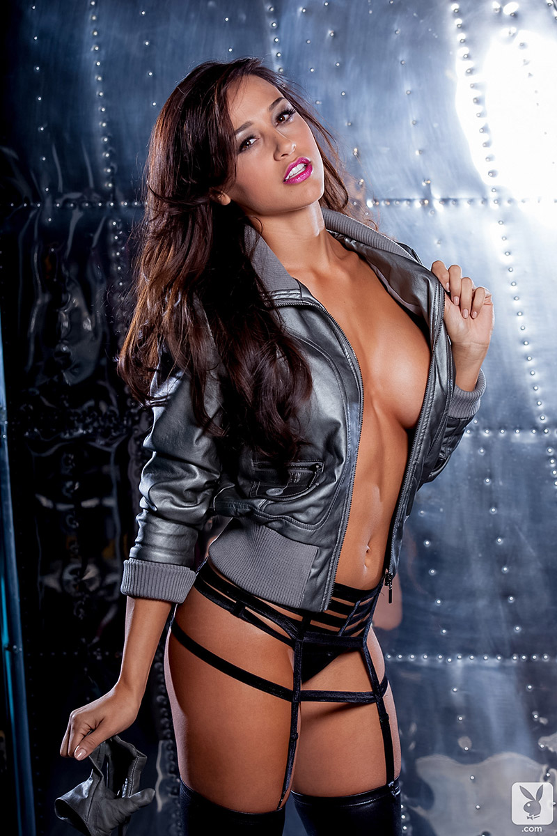 Ana Cheri Desnuda ana cheri busty latina world's sexiest pilot - playboy plus